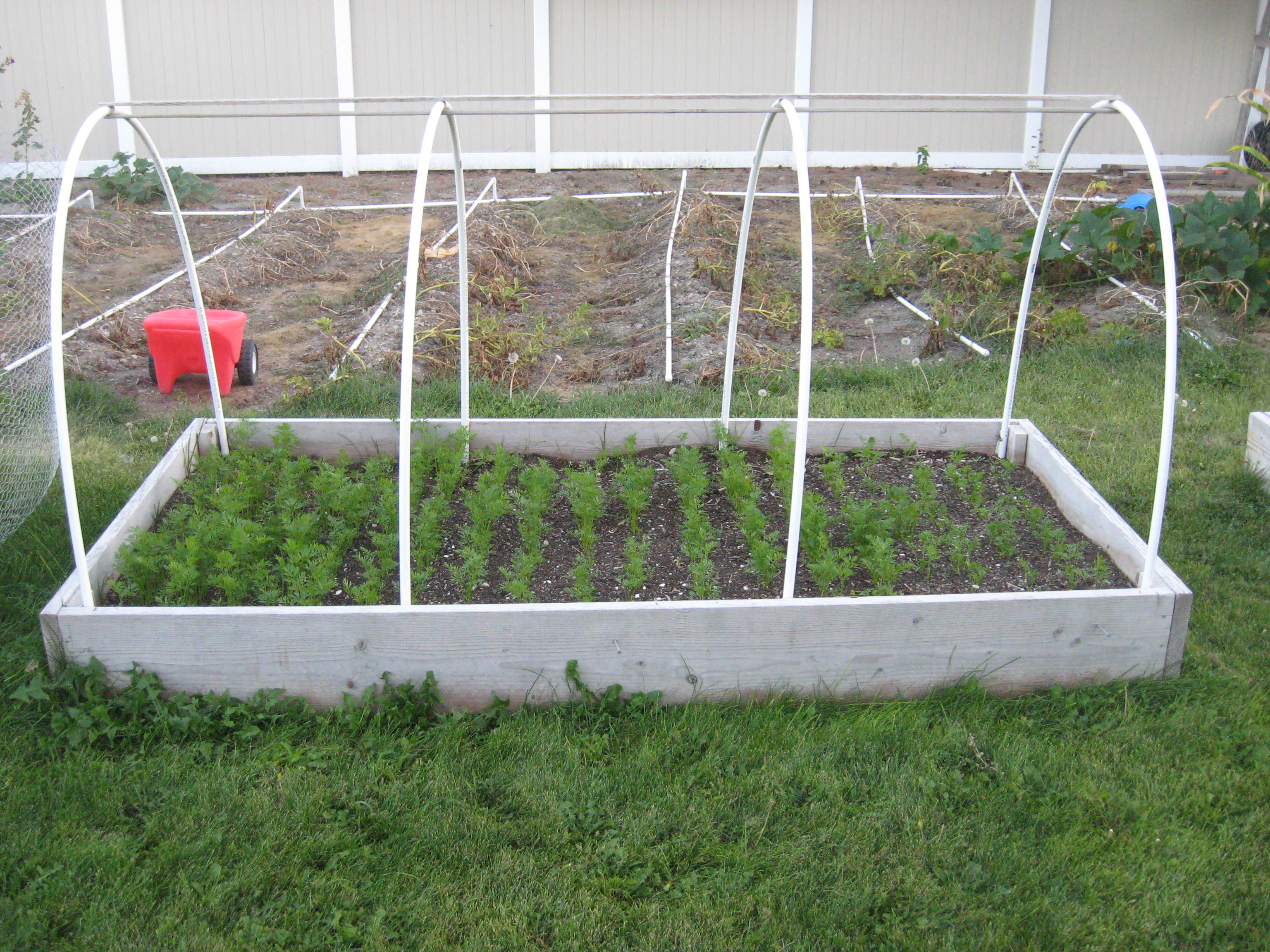 Winter Gardening Series 7 Hoop Houses