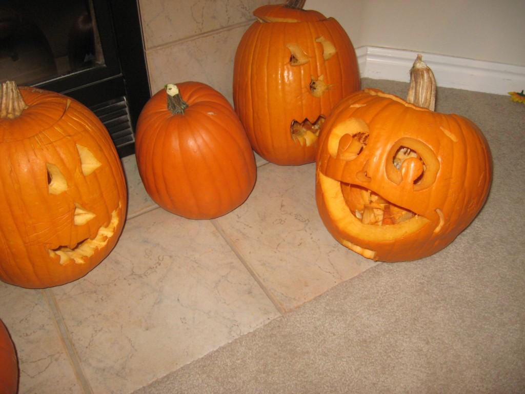 Roasted Pumpkin Seeds #2