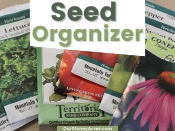 Seed Organizer FI