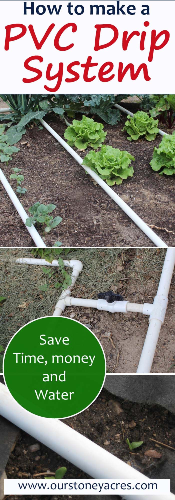 Pvc drip irrigation system for your garden stoney acres pvc drip irrigation solutioingenieria Image collections