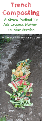 #2 -Trench Composting