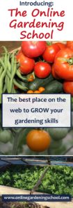 Online Gardening School