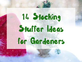Stocking Stuffer Ideas for Gardeners