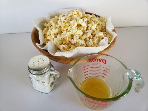 kettle corn ingredients