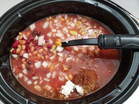 Three Bean Chili Recpe