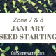 What to Plant in January Facebook