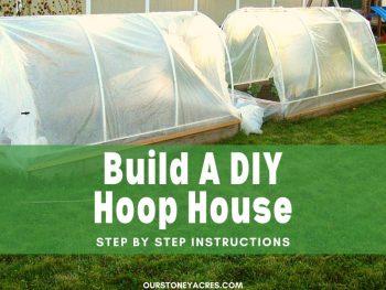 Hoop House DIY